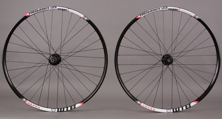 WTB Frequency I23 TCS 29er Wheelset 20mm Thru Front 12x142 -Rear