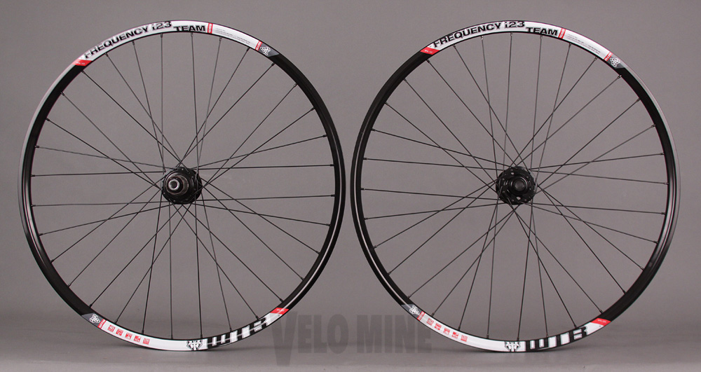 WTB Frequency I23 TCS 650B Wheelset 15mm Front 12x142 -Rear