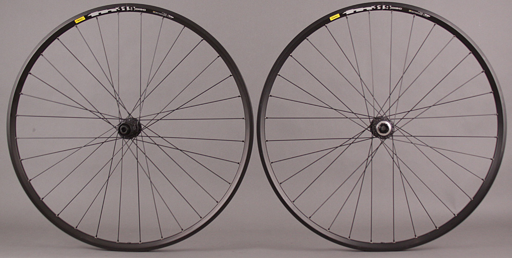Mavic TN319 29er SLX 6 C/L Disc Wheelset 15mm Front 142x12 Rear