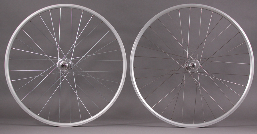 Alex ACE-19 Track Bike Fixed Gear Singlespeed Wheelset No Decals