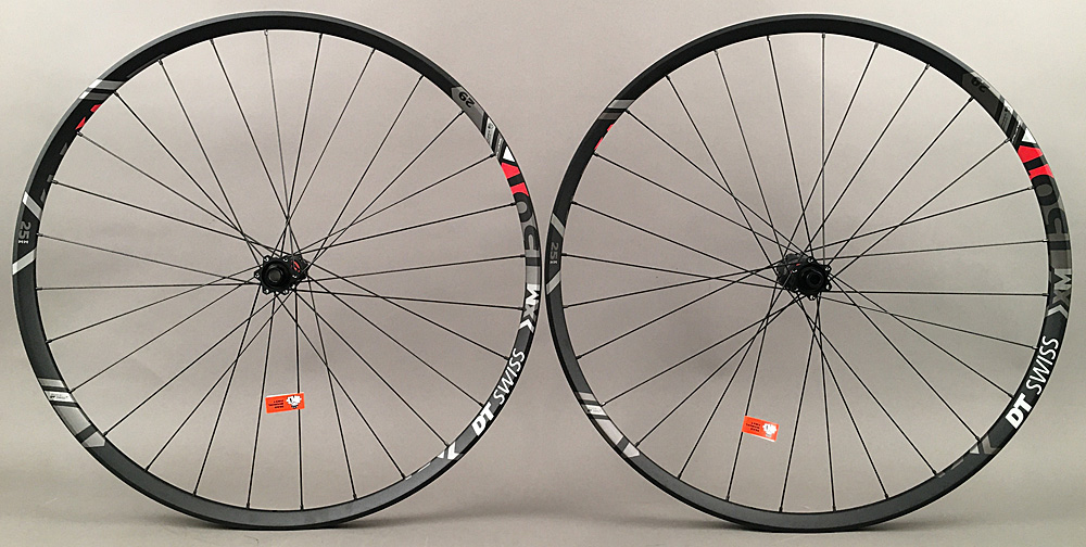 DT Swiss Spline One XM 1501 29er Mountain Bike Wheelset BOOST XD