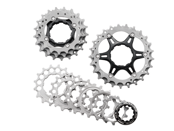 Shimano Dura Ace 11 Speed CS-9000 Cassette 11-25