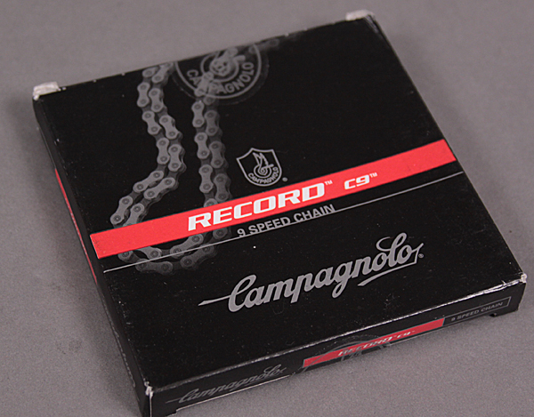Campagnolo Record 9 Speed Chain and Pin C9