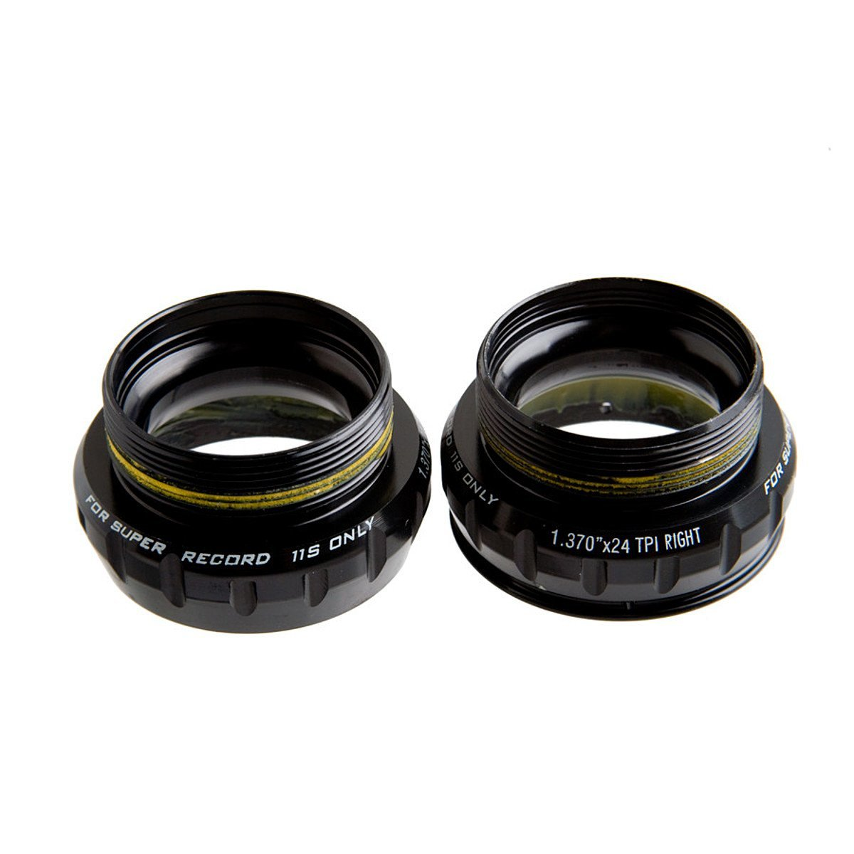 Campagnolo Super Record Bottom Bracket Cups English 68x1.370