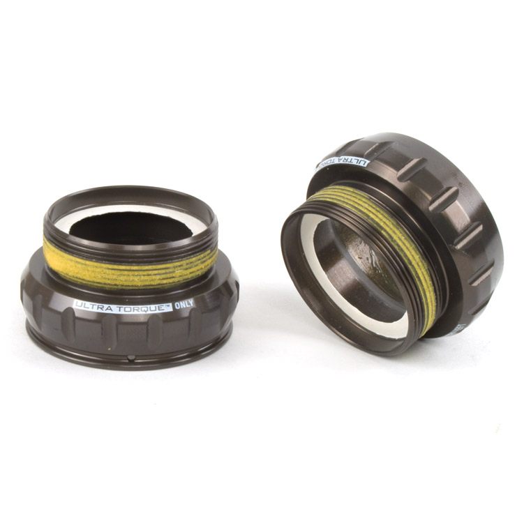 Campagnolo Record Ultra Torque Bottom Bracket Cups Italian 36x24