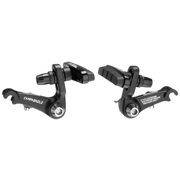 Campagnolo Cyclocross CX Brakes Front and Rear Black