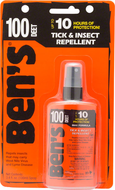 Adventure Medical Kits Ben's 100 MAX Insect Repellent: 3.4oz
