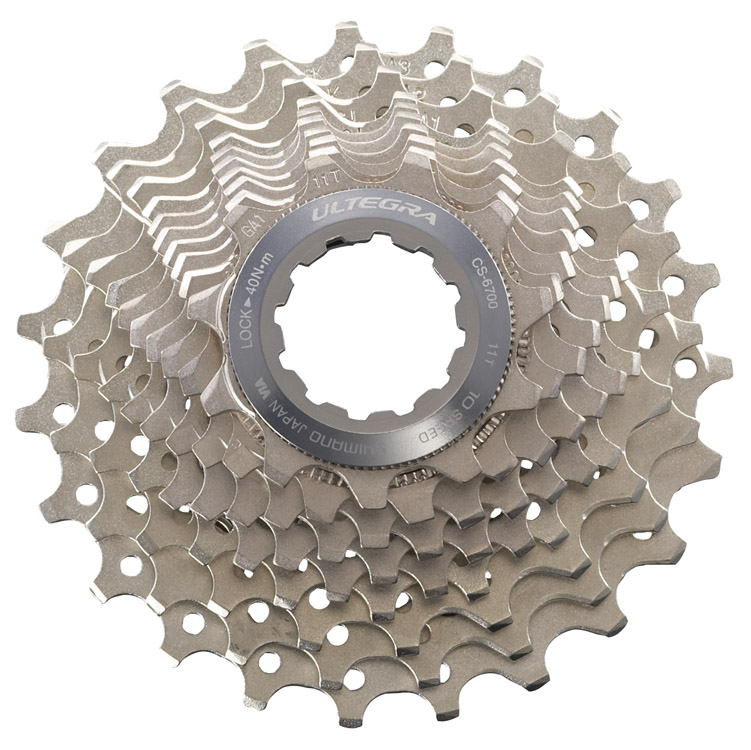 Shimano Ultegra CS-6700 10 Speed Cassette 11-25