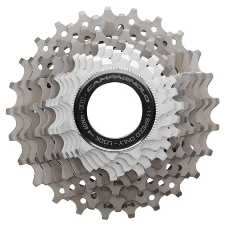 2012 Campagnolo Super Record 11 speed cassette 11-25