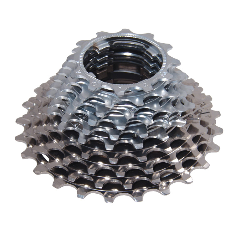 2008 Campagnolo Record 10 Speed cassette 13-29 ti/steel