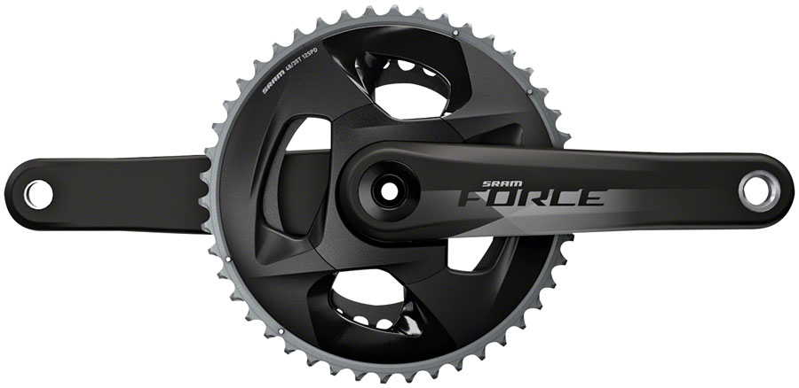 SRAM Force 1X AXS Road Bike Carbon Crankset 175 44t 12 Speed DUB