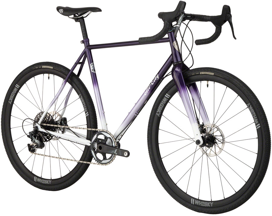 All-City Cosmic Stallion Force 1 CX Bike Steel Purple Fade 49cm