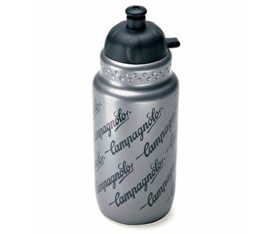 New Campagnolo Record Water Bottle 550ml short version Gray Grey