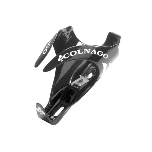 Colnago Carbon Fibre Bottle Cage Black/White 45g
