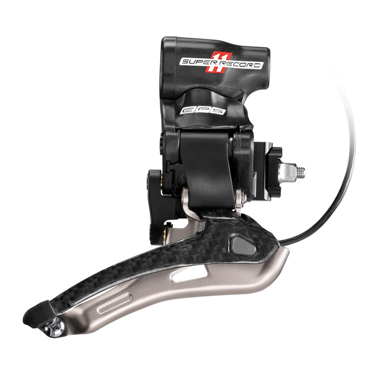 2012-2014 EPS SUPER RECORD BRAZE ON FRONT DERAILLEUR