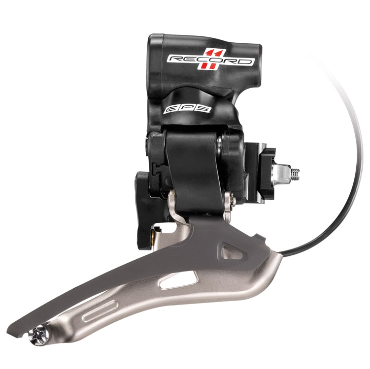 2012-2014 CAMPAGNOLO EPS RECORD EPS BRAZE-ON FRONT DERAILLEUR