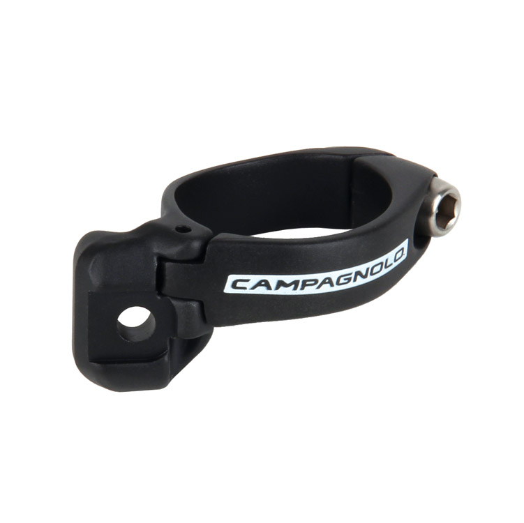Campagnolo Record 34.9 35mm Braze On Clamp Adapter Black
