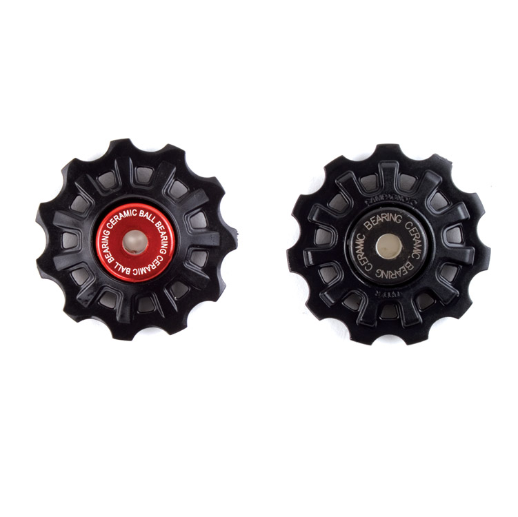 Campagnolo Super Record Rear Derailleur Pulley Set Ceramic