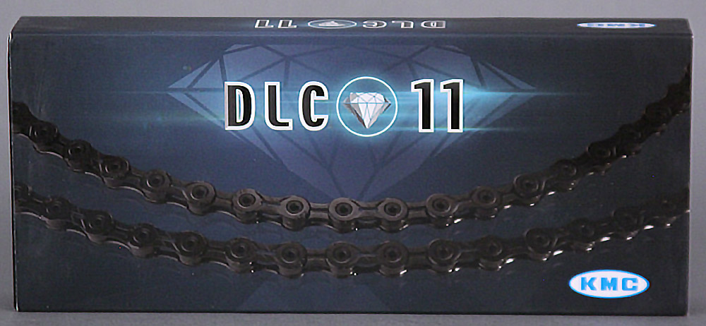 KMC DLC 11 Speed Chain for Campagnolo Record & Super