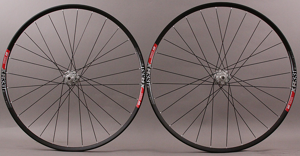 700c DT Swiss XR331 Road/Gravel Disc Wheelset Industry 9 Hubs