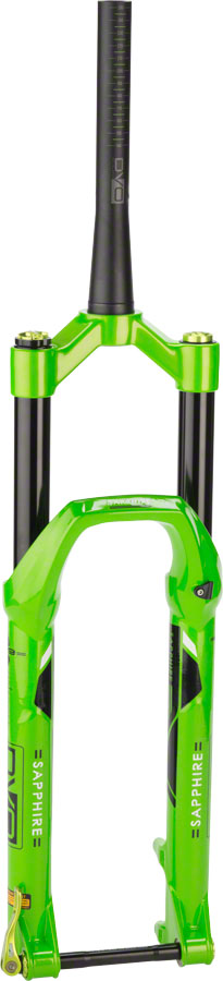 "DVO Diamond Boost Trail Fork 27.5"" 170mm Tapered Steerer Green"