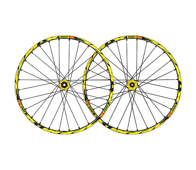 Mavic Deemax Pro 27.5 650b Mountain Bike Wheelset
