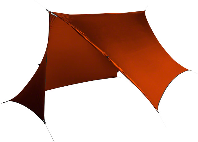 Eagles Nest Outfitters Housefly Rain Tarp: Amber