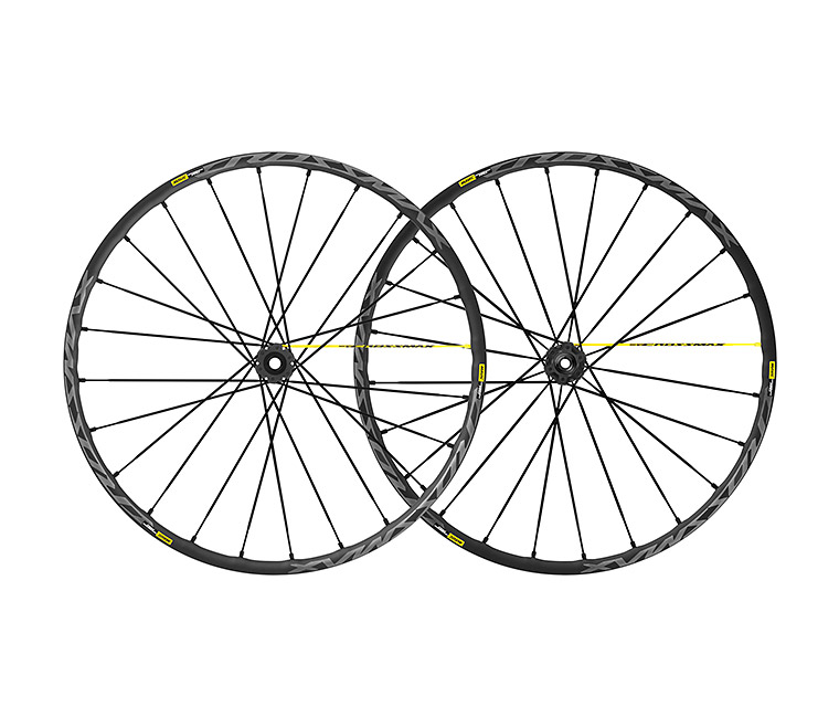 "Mavic XA Pro 29"" 29er Cross Mountain Bike Tubeless Wheelset"