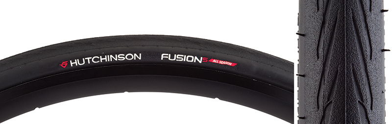 HUTCHINSON Fusion 5 All Season 700 x 28 Kevlar Belted