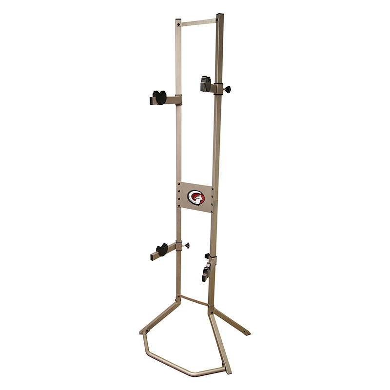 GEARUP Platinum 2-Bike Freestanding Rack Holds up to 4 bikes
