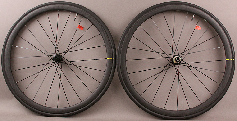 Mavic Ksyrium Pro Carbon Ust CL Disc Tubeless Road Bike Wheels