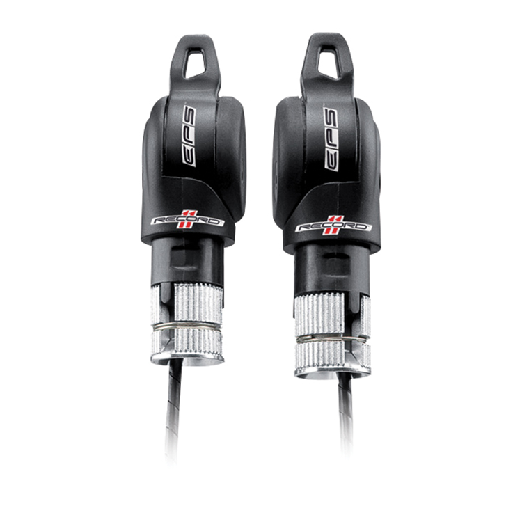 CAMPAGNOLO EPS RECORD TT Barend Shifters Pair