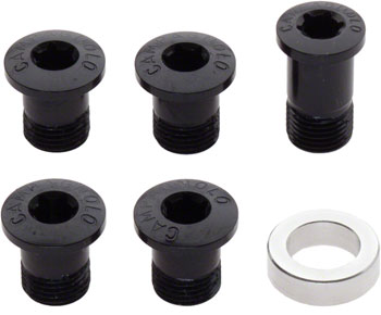 Campagnolo Ultra-Torque/Over-Torque Chainring Bolts 2011-2014