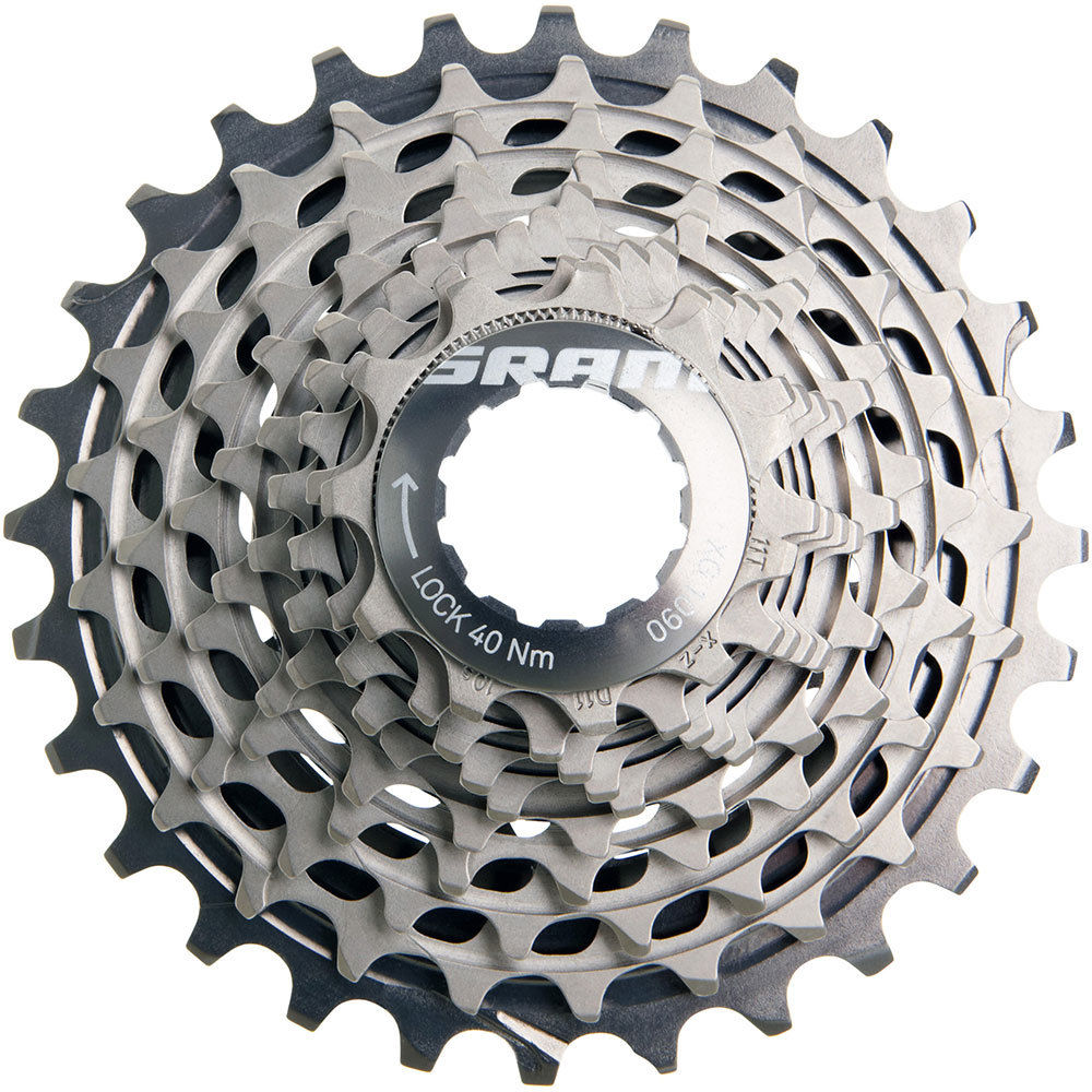 SRAM RED XG-1090 11-28 10 Speed Road Bike Cassette X-Dome