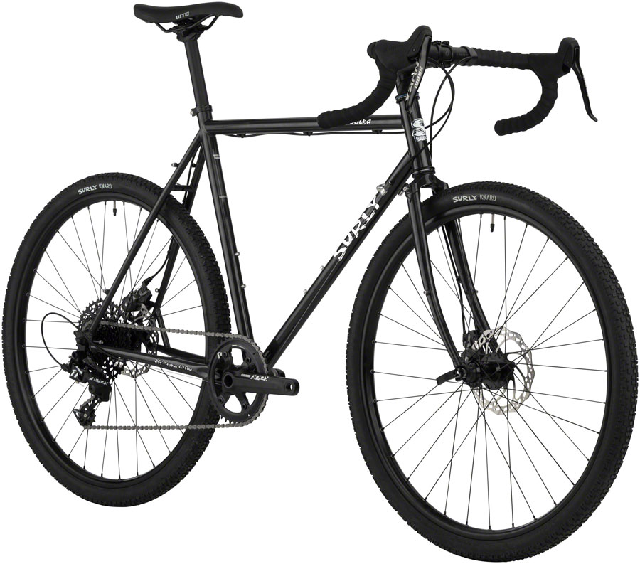 Surly Straggler Gravel CX Bike 650b Steel Gloss Black 42cm