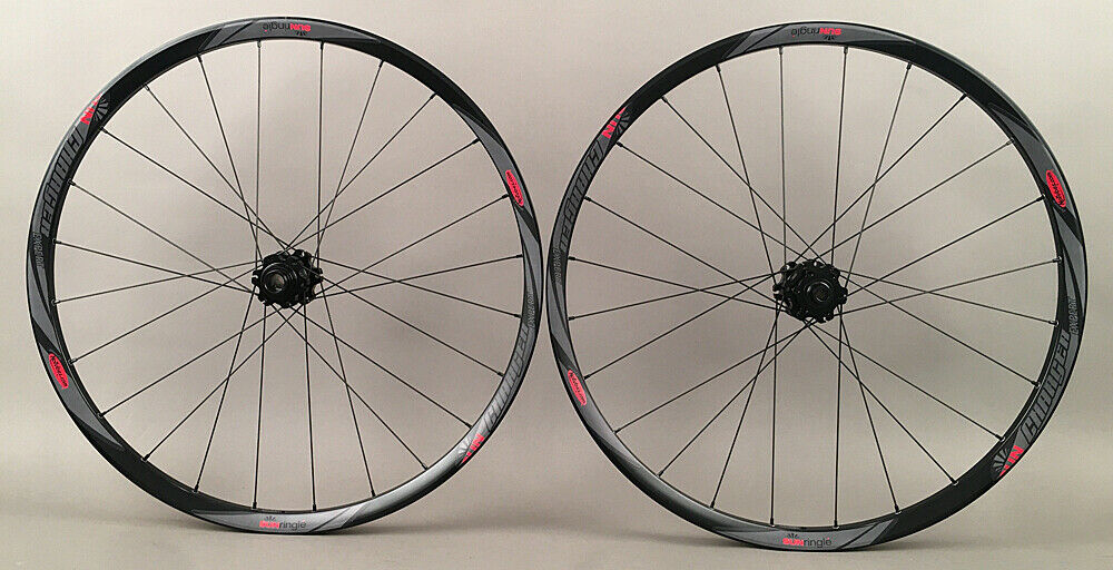 "Sun Ringle Charger 26"" MTB Downhill Wheelset Tubeless"
