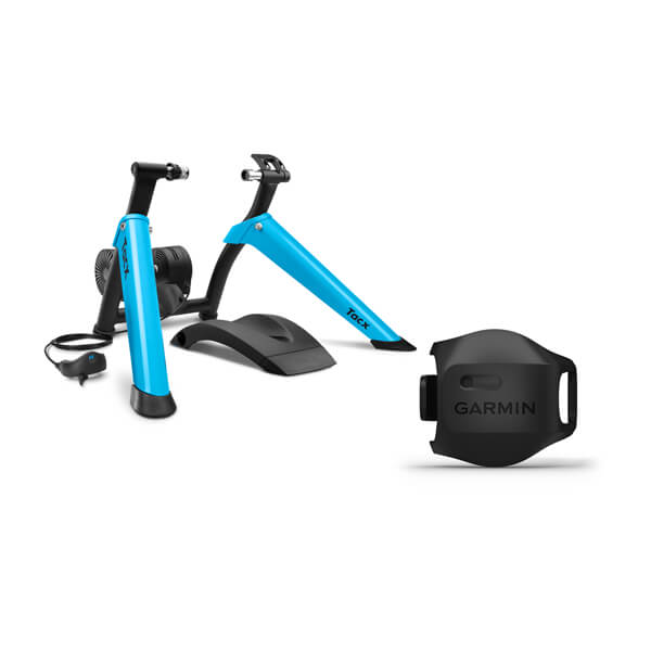2021 Tacx Boost Bundle Smart Bicycle Magnetic Trainer