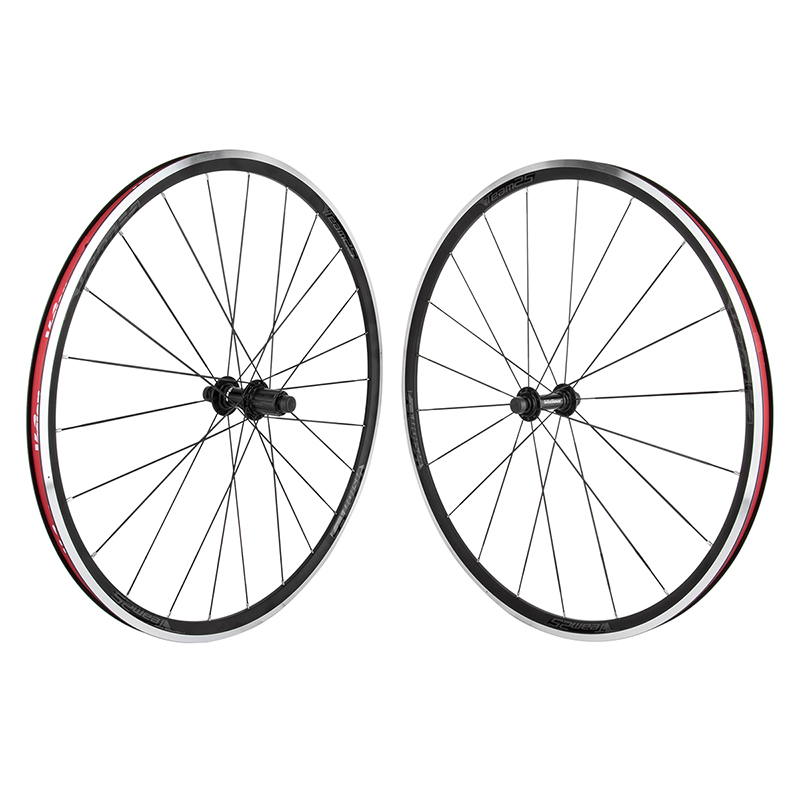 Vision Team 25 Road Bike Wheelset 8 9 10 11 speed Sapim X-Ray
