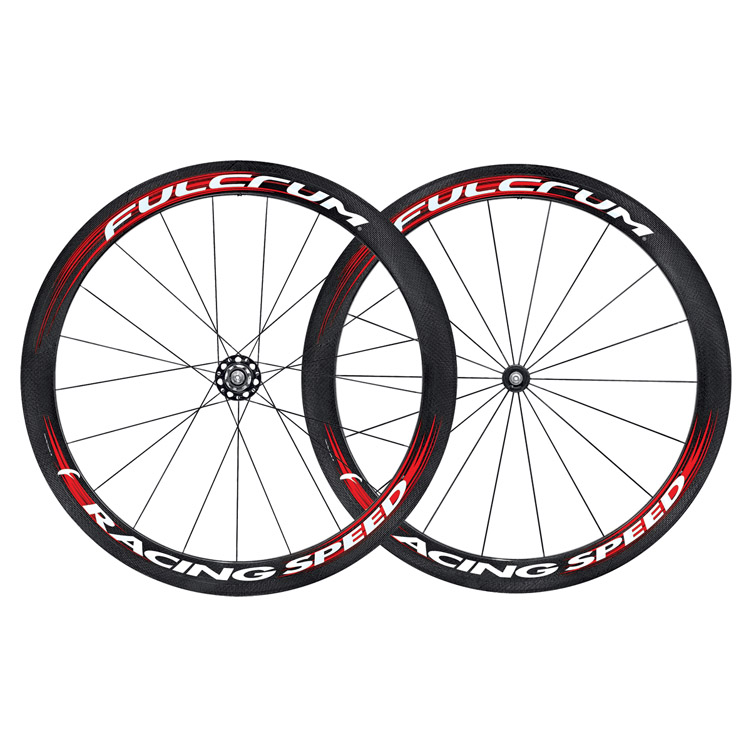 2011 Fulcrum Racing Speed Carbon Tubular Wheelset 1360g