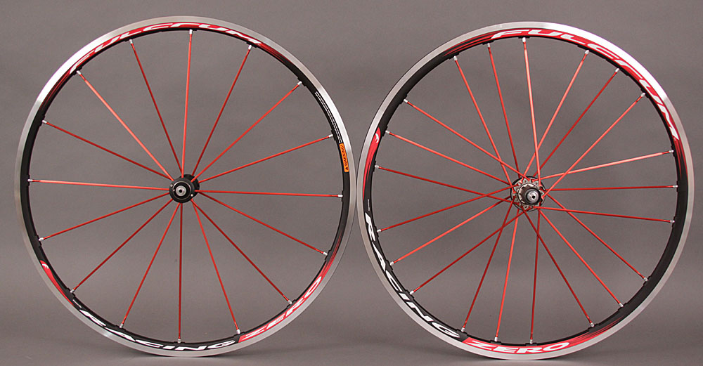 2012 Fulcrum Racing Zero 0 Tubular Wheelset R0-10TFRRBS