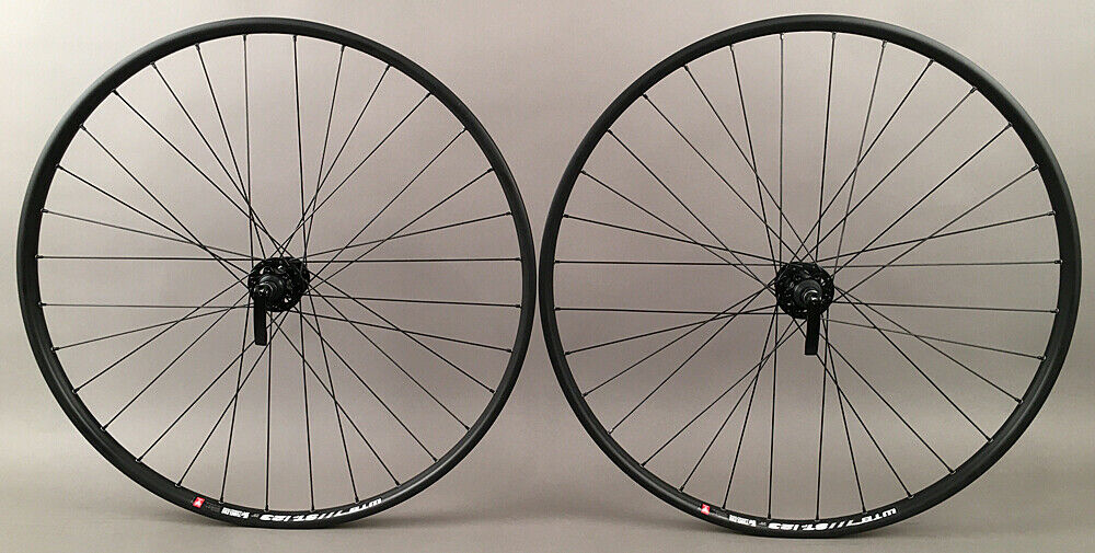 "WTB ST I23 27.5"" 650b Gravel/MTB Bike Wheelset Tubeless QR"