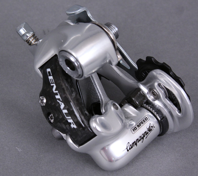 2007 Campagnolo Centaur Carbon 10 Speed Rear Derailleur
