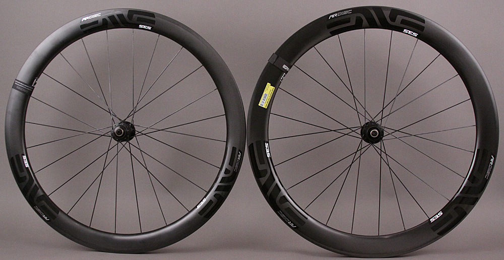 Enve 4.5 AR Disc Carbon Road Bike Wheelset DT 240 Hubs CL Disc