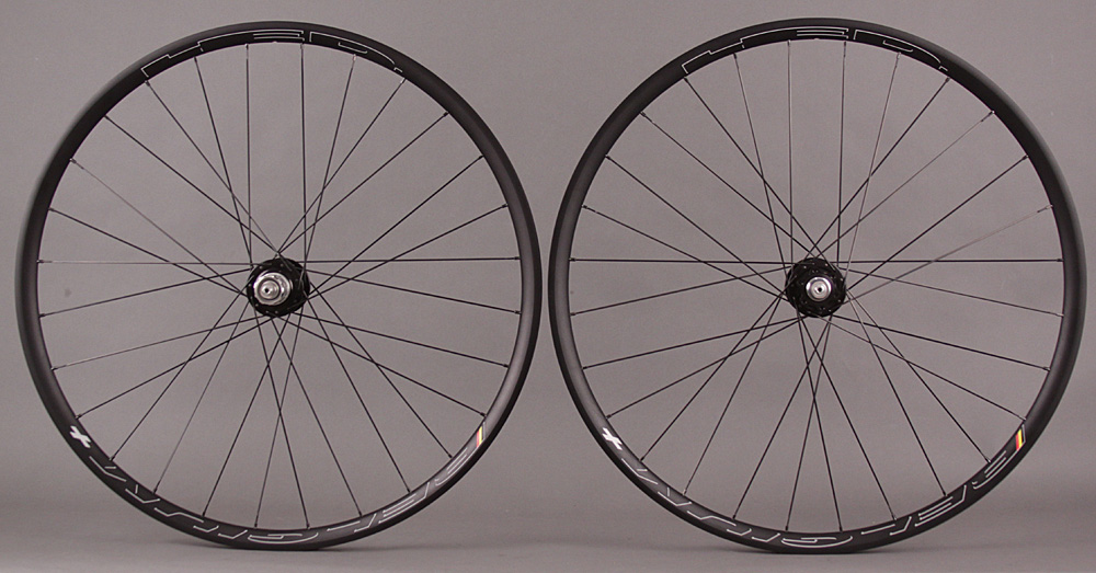 HED BELGIUM PLUS Wheelset Chris King R45 6 bolt Disc Brake Hubs