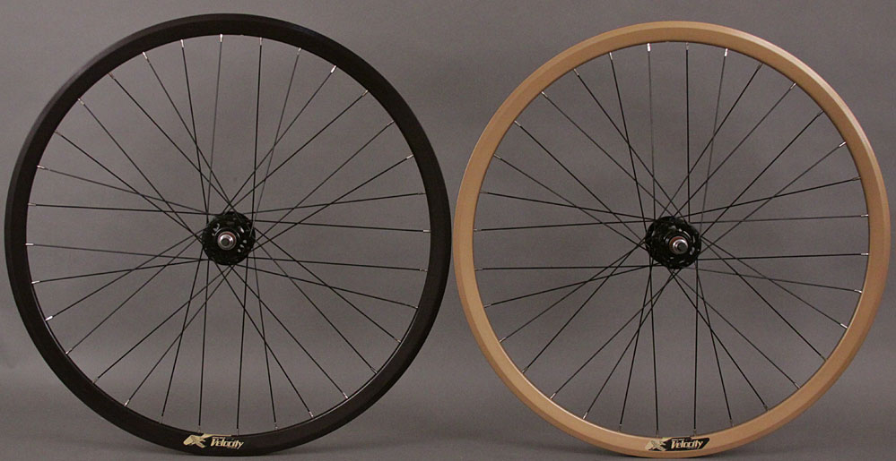 Benny Gold Limited Edition Track Singlespeed Velocity Deep V