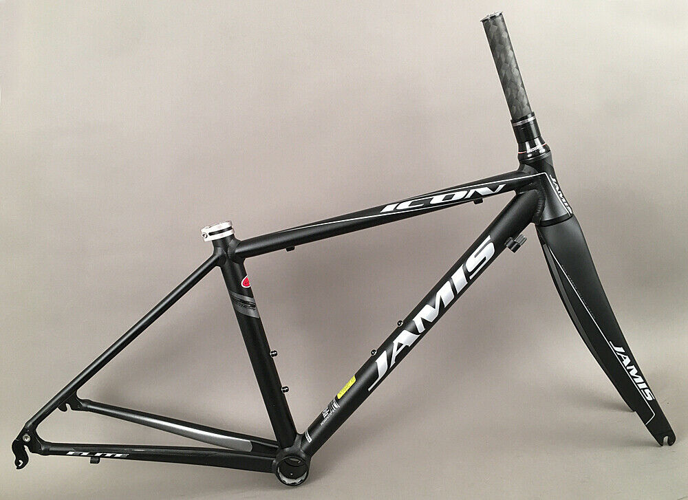 Jamis Icon Elite Road Bike Aluminum Frame Carbon Fiber Fork 44cm