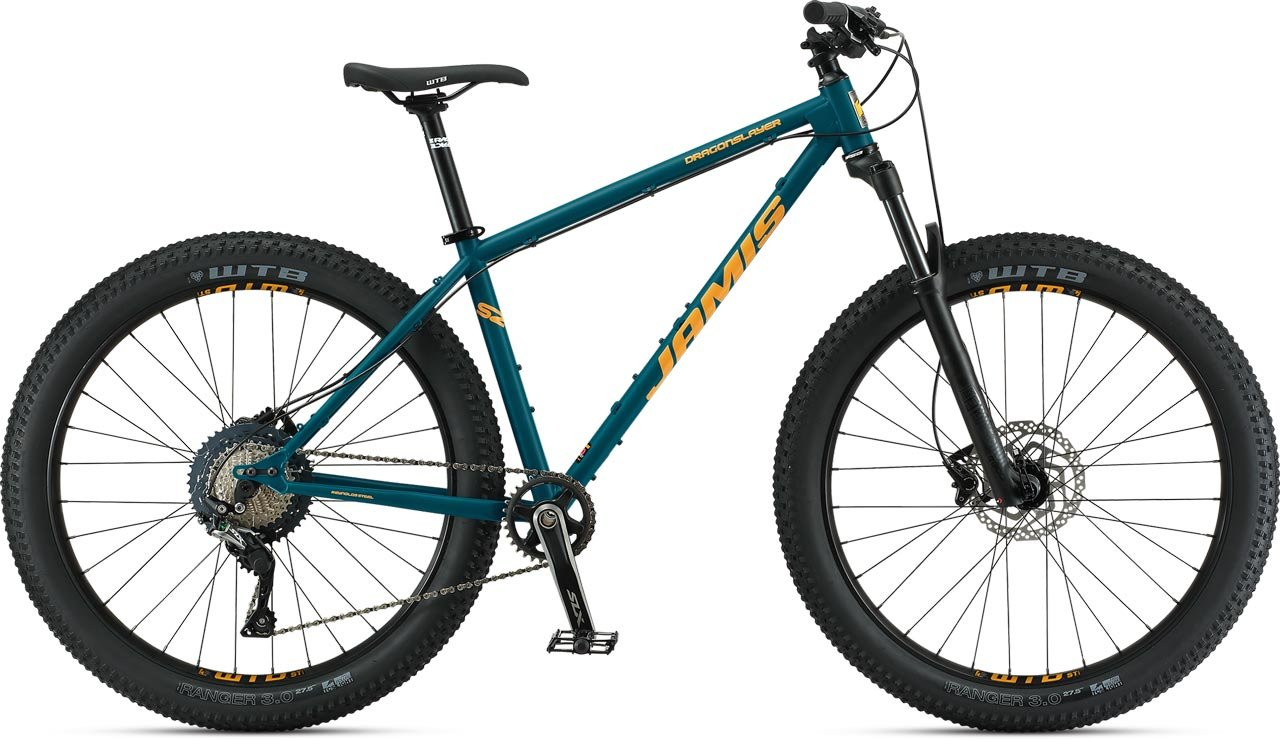 "Jamis Dragonslayer Mid-Fat 27.5"" 650b MTB Bike 15"" 1x 11 Speed"