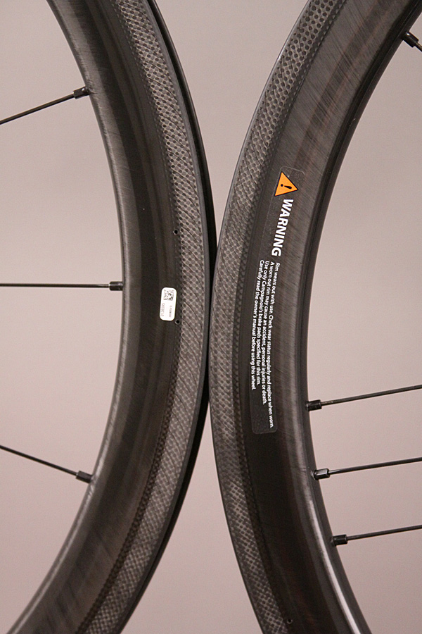 '19 Campagnolo Bora WTO 45 Carbon Clincher Wheelset USB Bearings