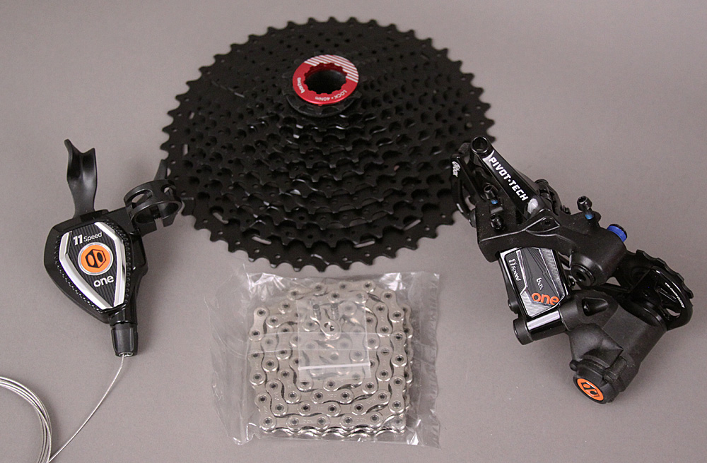 Box One X Wide Rear Derailleur Shifter 11-50 11s Cassette Chain