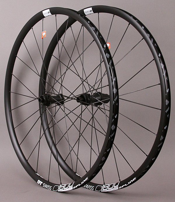 DT Swiss C 1800 Mountain Bike MTB Disc Wheelset Convertible Hubs